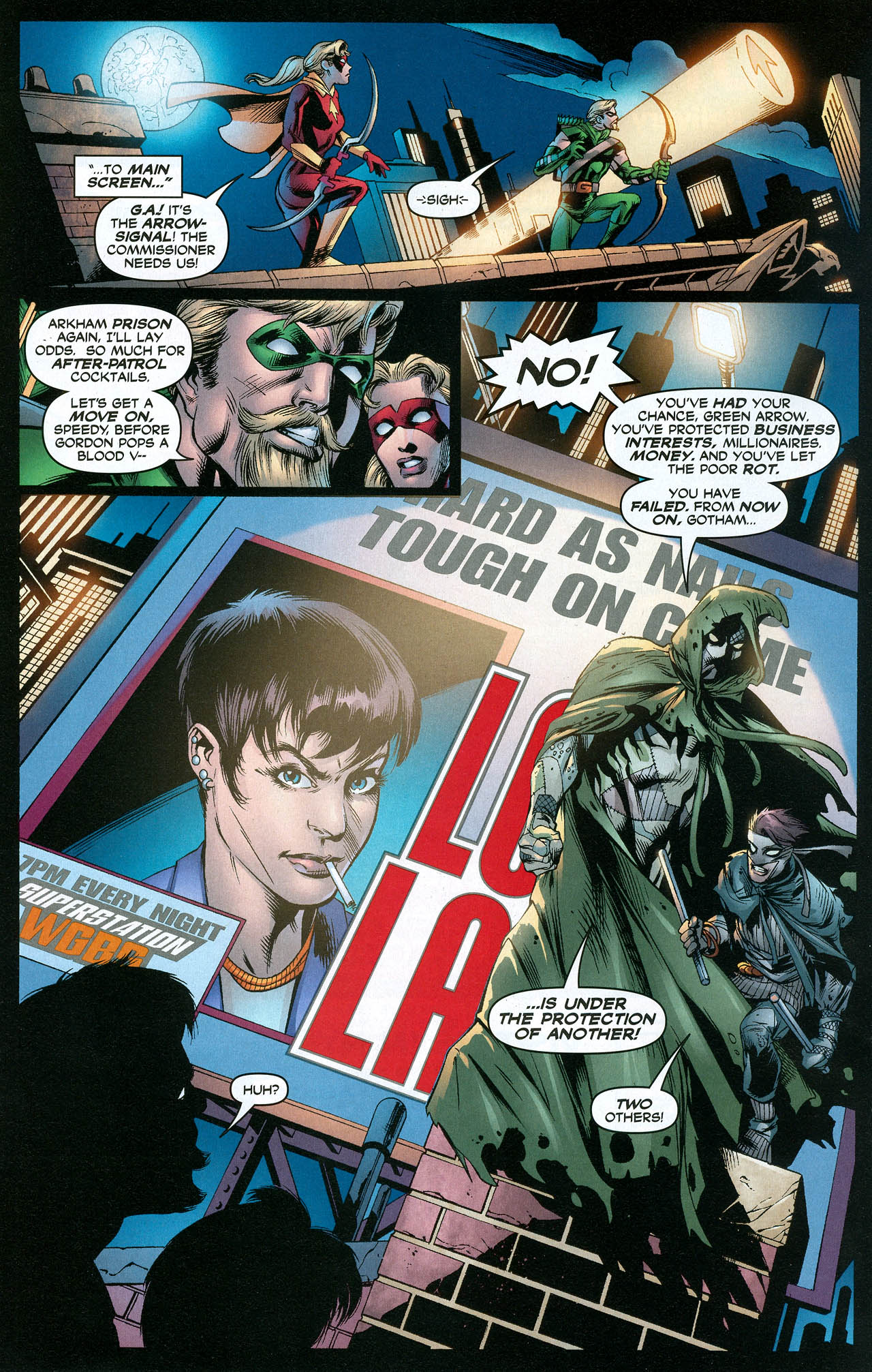 Read online Trinity (2008) comic -  Issue #22 - 20