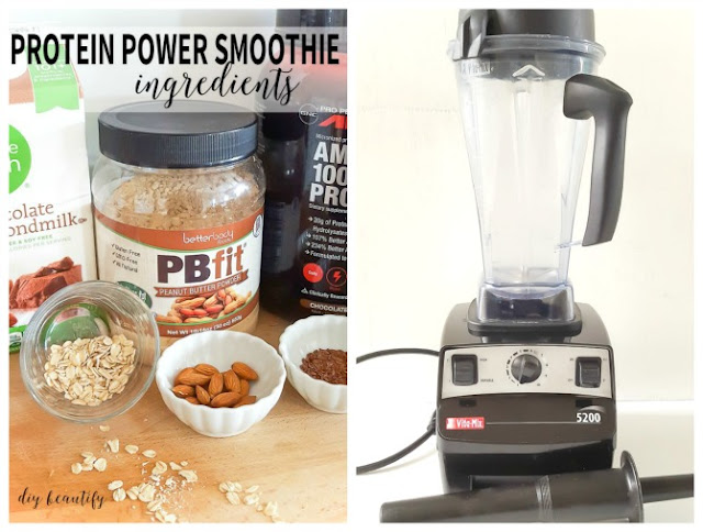 The Vitamix is my favorite kitchen appliance and has replaced many of my appliances! Use it to effortlessly make smoothies, soups, nut butters and so much more! I'm sharing my favorite smoothie recipe as well as the top 5 reasons why I love my Vitamix at diy beautify!