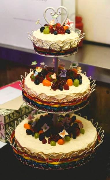 Three Tier Carrot Cake Recipe