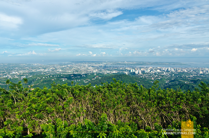 Tops Cebu View