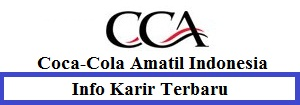 Recruitment Coca-Cola Amatil Indonesia