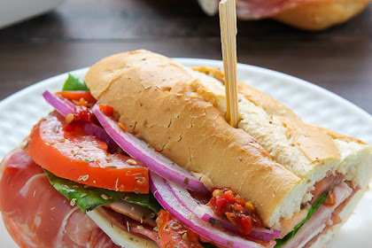 The Best Philly Style Italian Hoagies