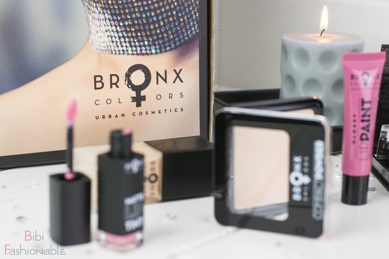 Try Out Bronx Color Urban Cosmetics Titelbild