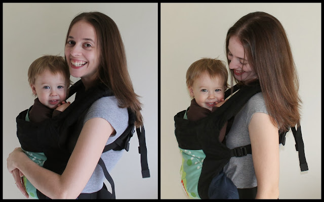 5805807bb51 boba 3G Baby Carrier  FALLingForBaby - Thrifty Nifty Mommy