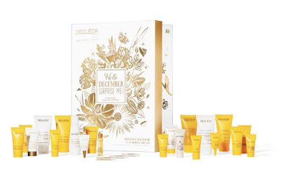 decleor beauty advent calendar 2017