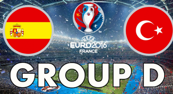 Urmariti meciul Spania - Turcia Live pe DolceSport 1 si ProTV