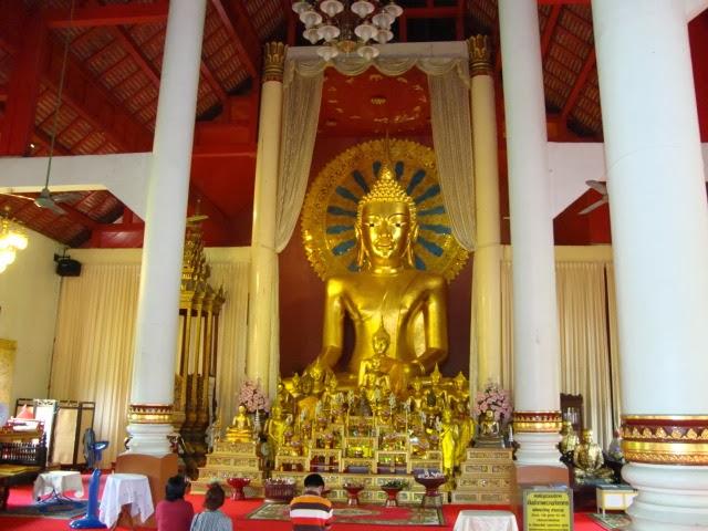 Buddha Temple Chiang Mai
