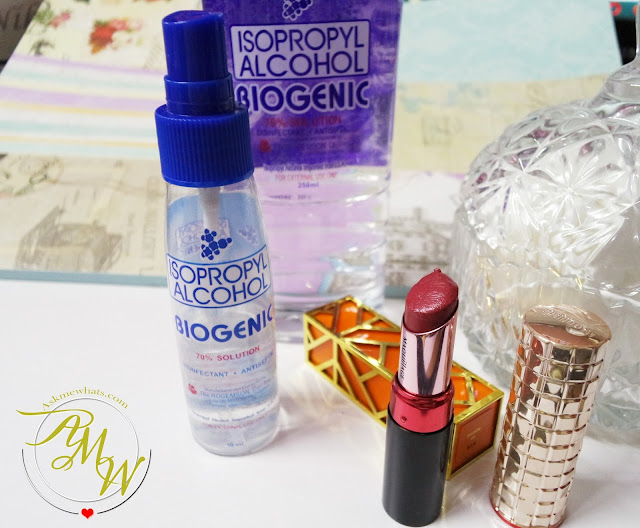a photo on Beauty Hacks Using Biogenic Alcohol