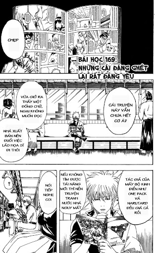 Gintama Chap 169 page 2 - Truyentranhaz.net