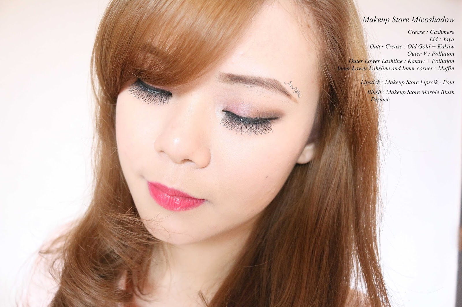 makeup, tutorial, makeup tutorial, bahasa, indonesia, asia, asian eyes, hooded eyes, natural, romantic makeup, date night