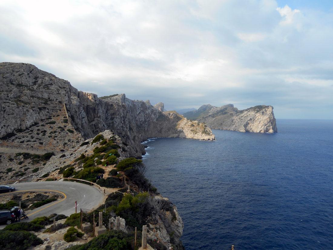 Vista da Cap Formentor