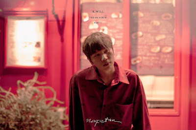 yakni seorang penyanyi solo laki-laki yang benaung dibawah label Starship Entertinment Profil K.Will