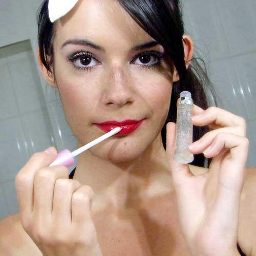 Maquillaje de noche elegante monika sanchez
