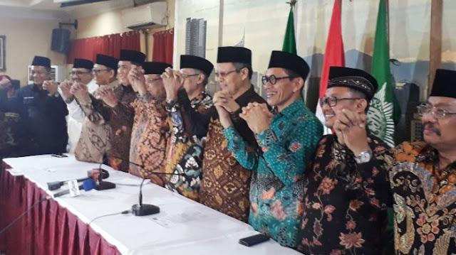 Ini Hasil Kesepakatan Pertemuan Muhammadiyah-NU