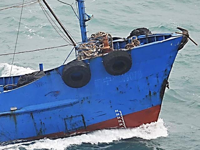 La Corée du Nord utilise des navires Comoriens pour envoyer des armes en Syrie