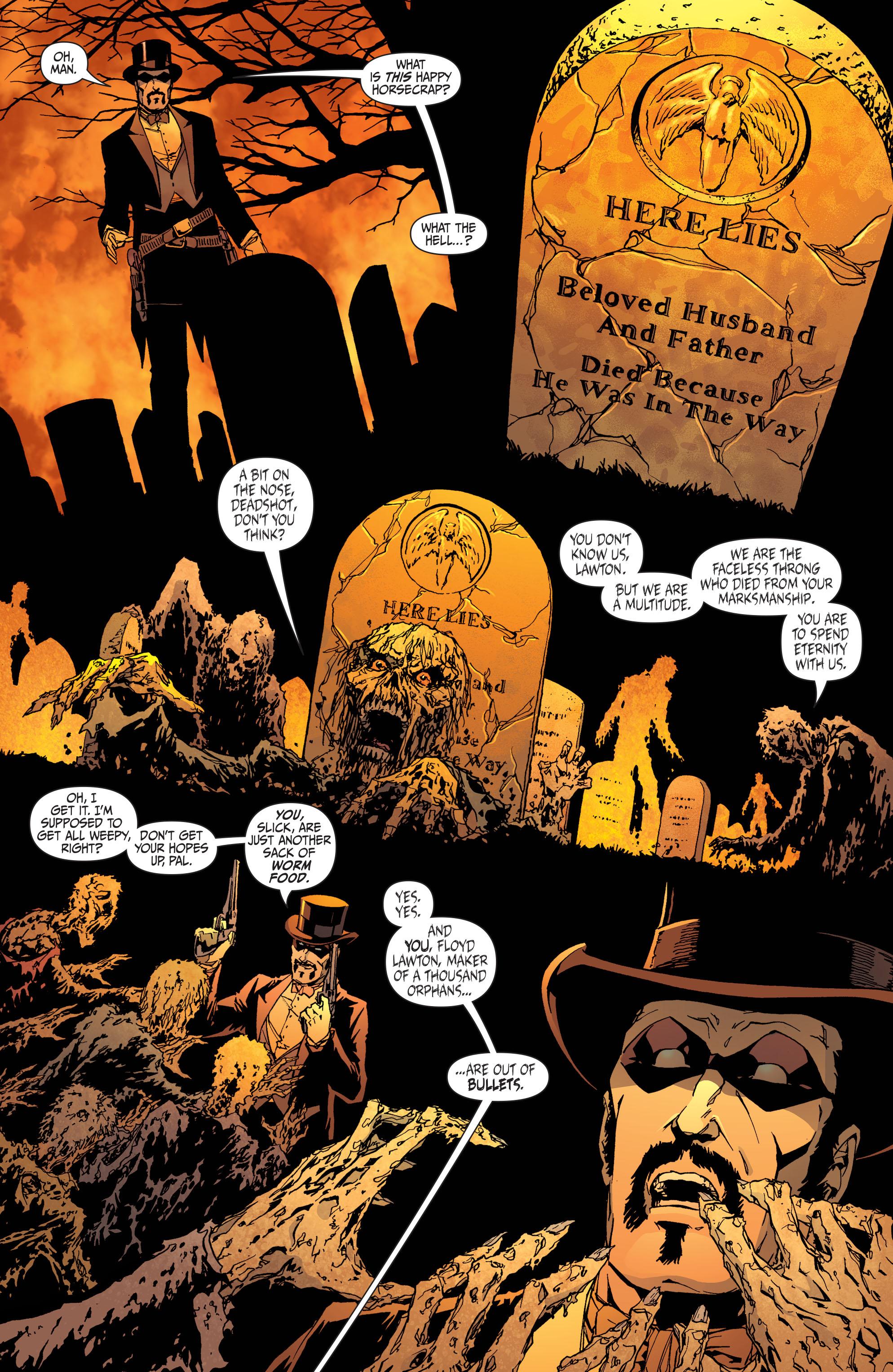 Read online Secret Six (2008) comic -  Issue #33 - 14