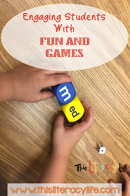 Playing games with students makes learning and review fun for everyone. Make every day learning fun with games!