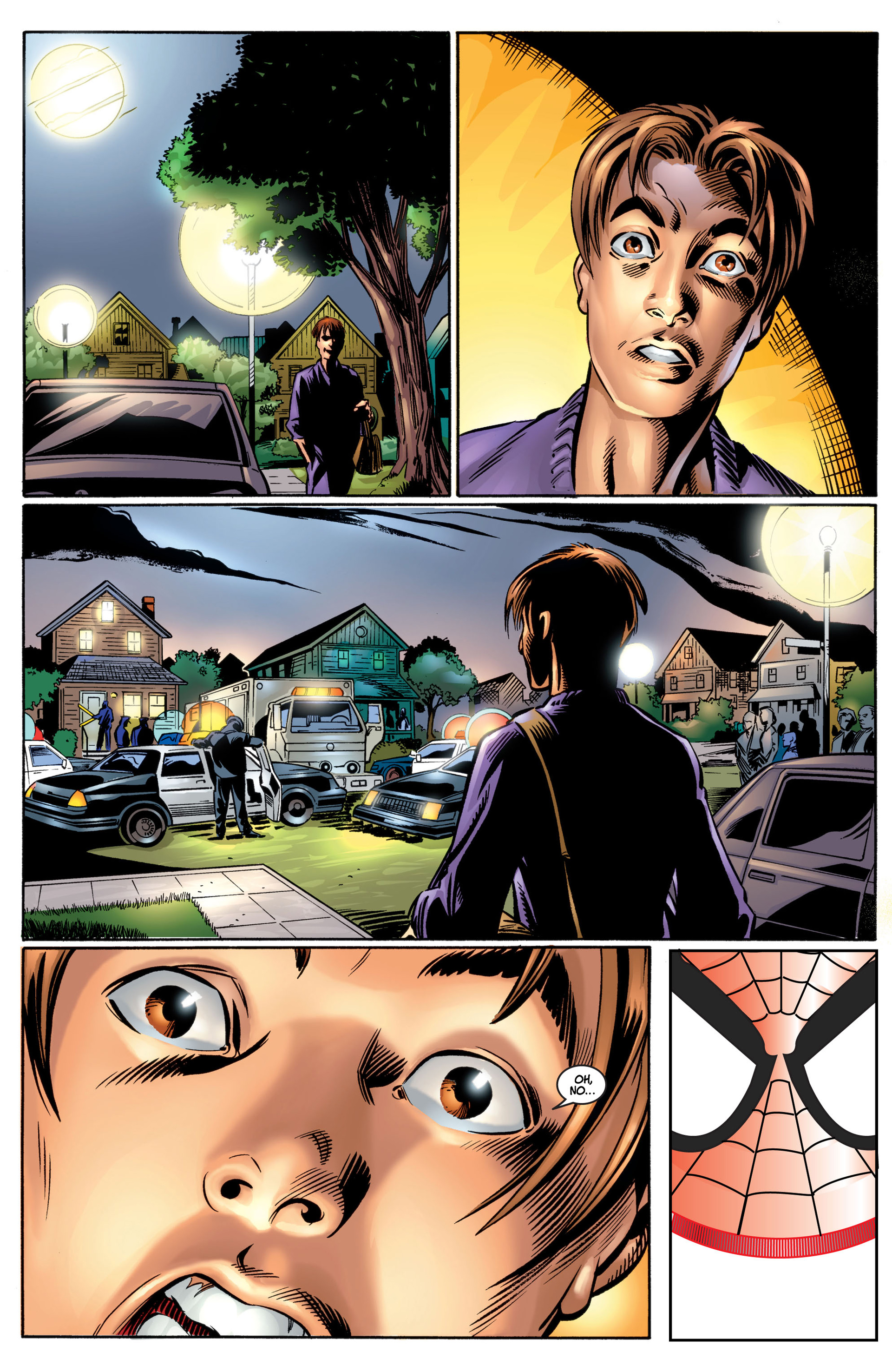 Read online Ultimate Spider-Man (2000) comic -  Issue #4 - 22