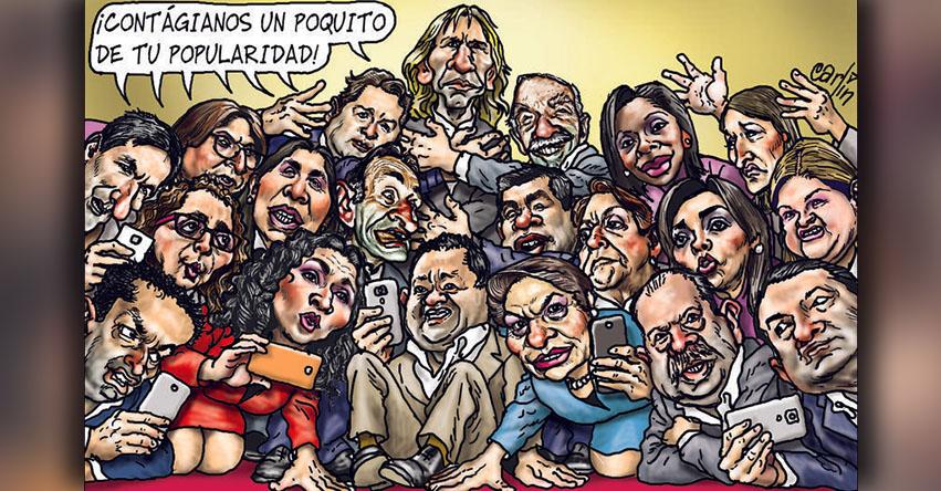 Carlincaturas Martes 21 Noviembre 2017 - La República