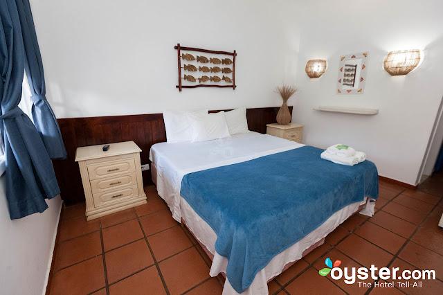Kamar Tidur Sederhana Ala Hotel