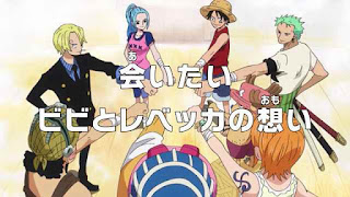 One Piece Episódio 884