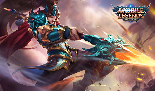 Zilong Mobile Legends Wallpapers