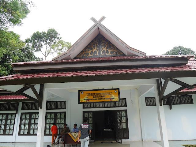 Gedung Koleksi Muaro Jambi