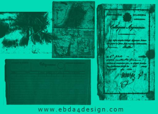 تحميل فرش ورق ورسائل قديمه للفوتوشوب مجاناً, Photoshop Brushs free Download, Old paper and letters Photoshop Brushs free Download