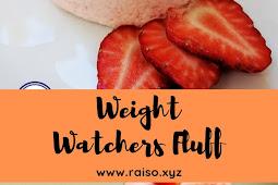 Weight Watchers Fluff