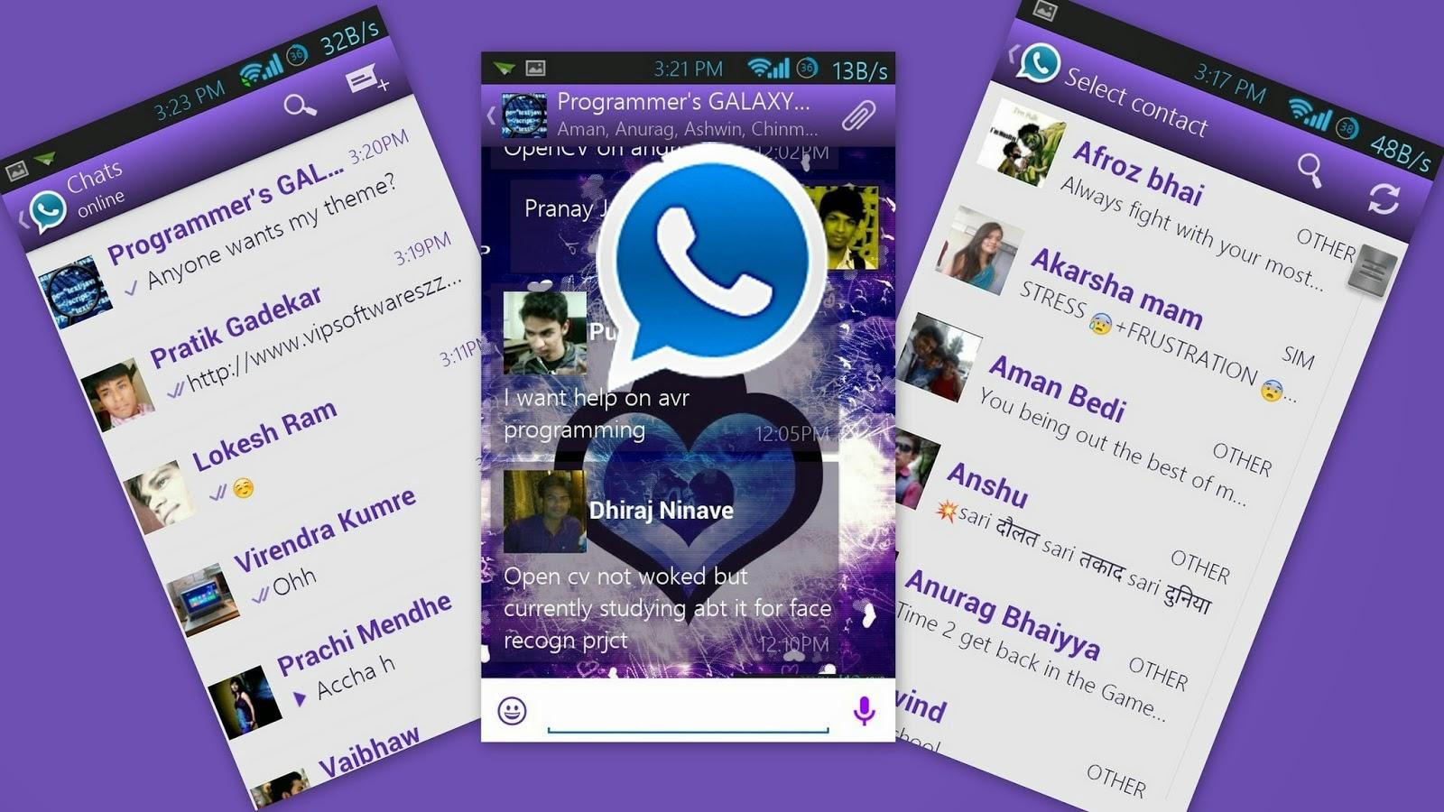 WhatsApp Plus Latest APK Free Download