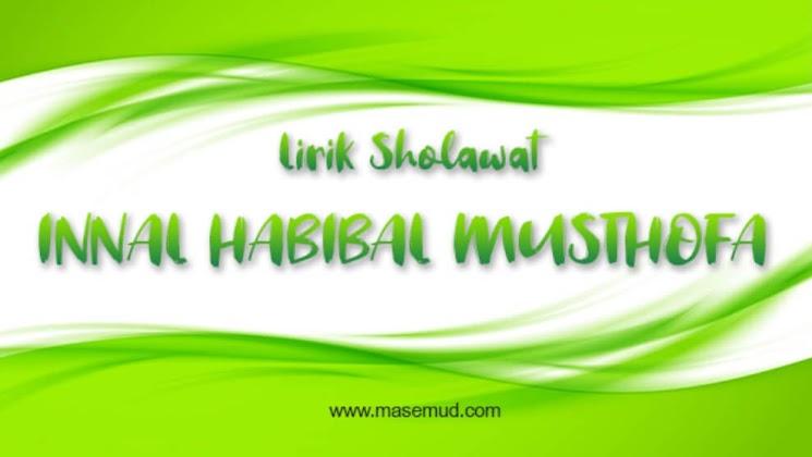 Lirik Innal Habib Arab Latin Dan Terjemahan