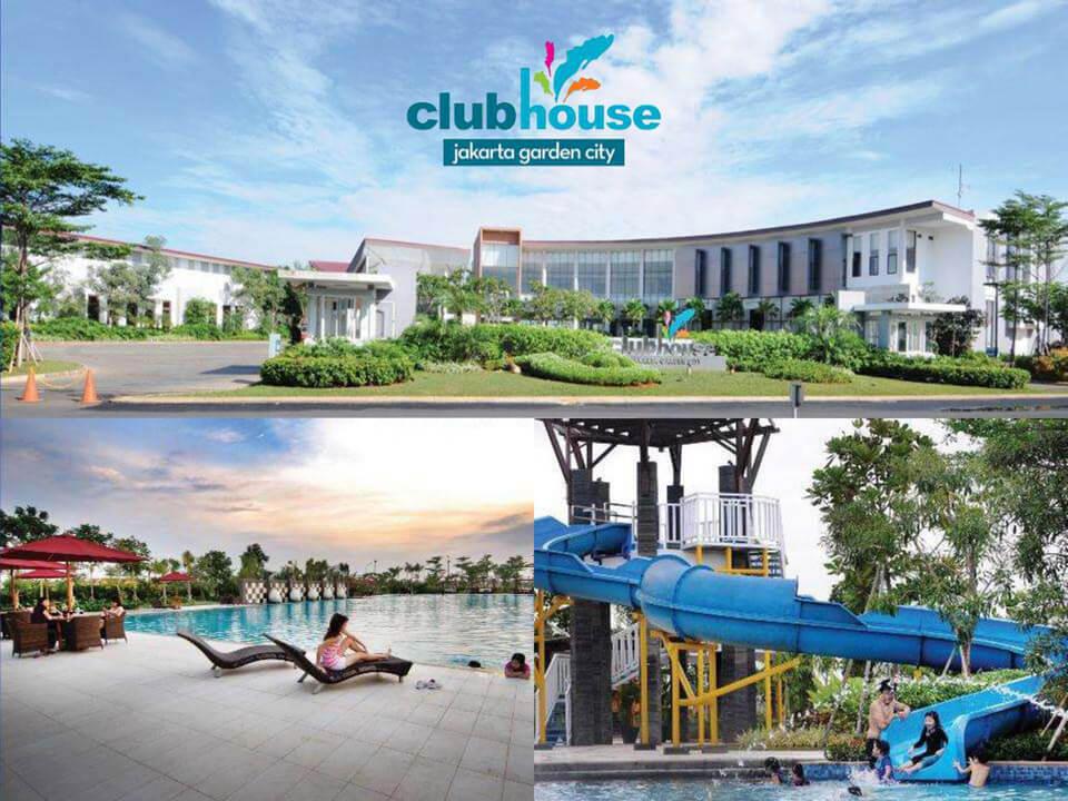 Club House Jakarta Garden City