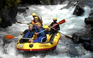 Rainbow Rafting Pemalang: Tempat Rafting yang Menantang dan Cocok untuk Pemula