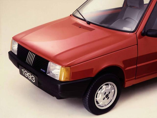 Fiat Uno Mille 1993
