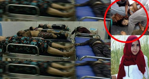 8 FOTO NGERI BARU BERLAKU Pagi Tadi ! 15 Orang Rombongan Pengantin MAUT Disebabkan ...