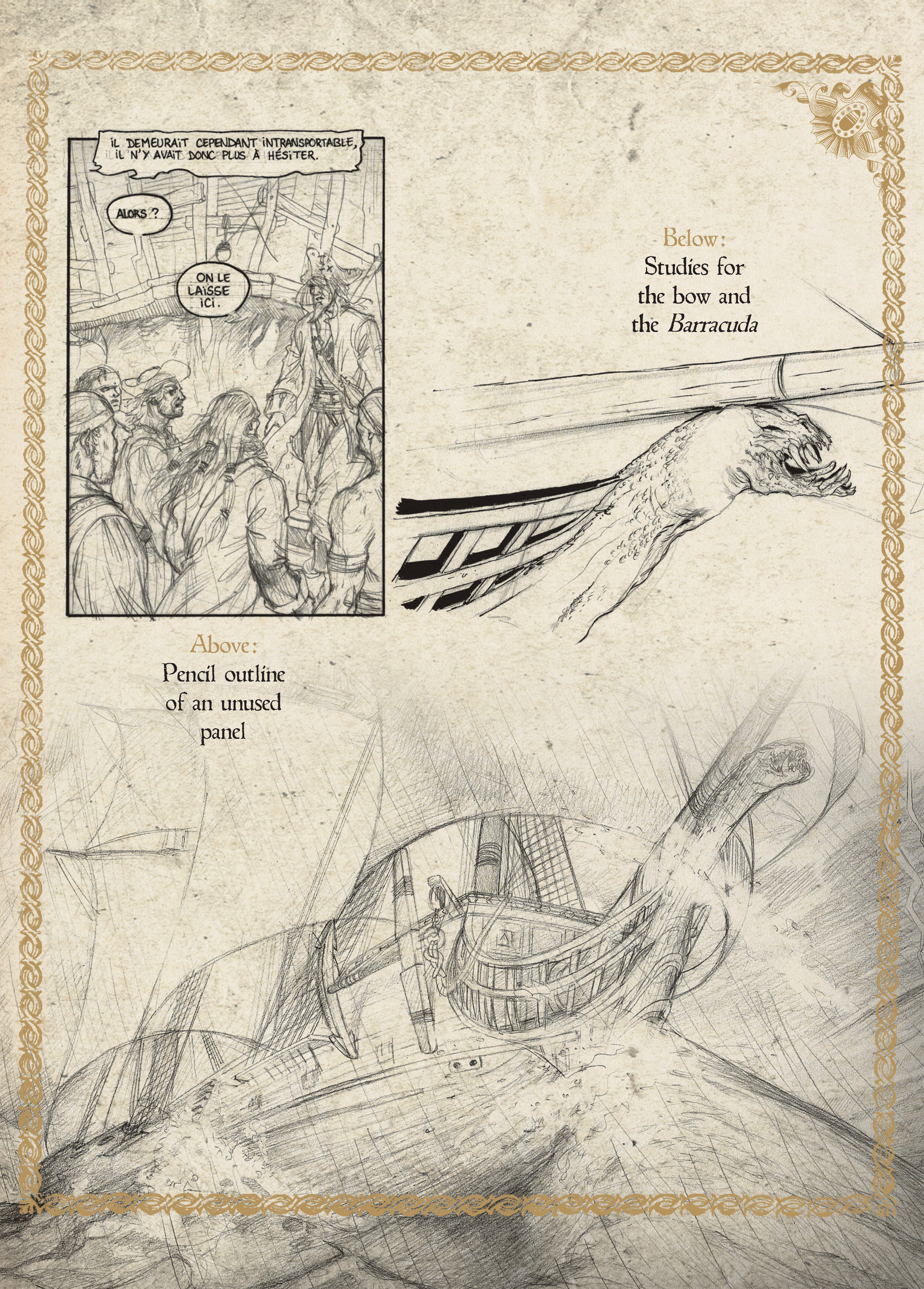 Read online Barracuda comic -  Issue #3 - 62