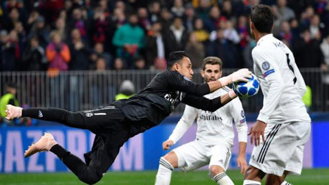 """Keylor Navas: """"Ronaldo đã để lại khoảng trống quá lớn ở Real"""""""