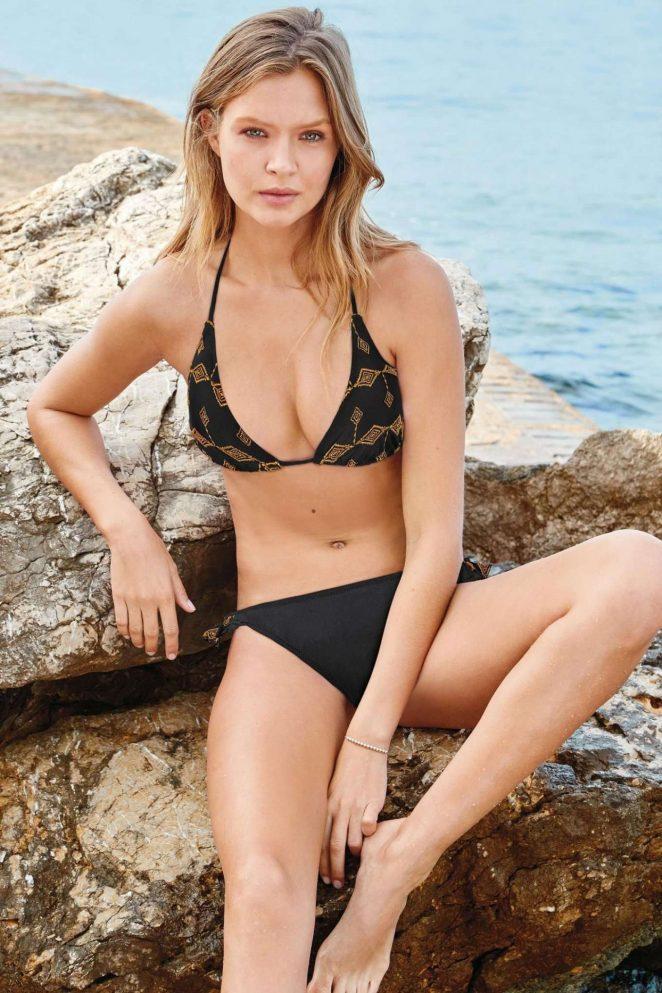 Josephine Skriver – Next Beachwear Spring 2017