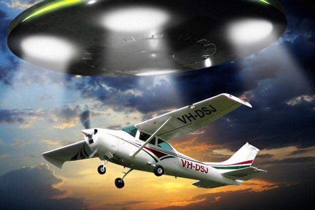 Peristiwa 4 Pesawat yang Hilang Secara Misterius