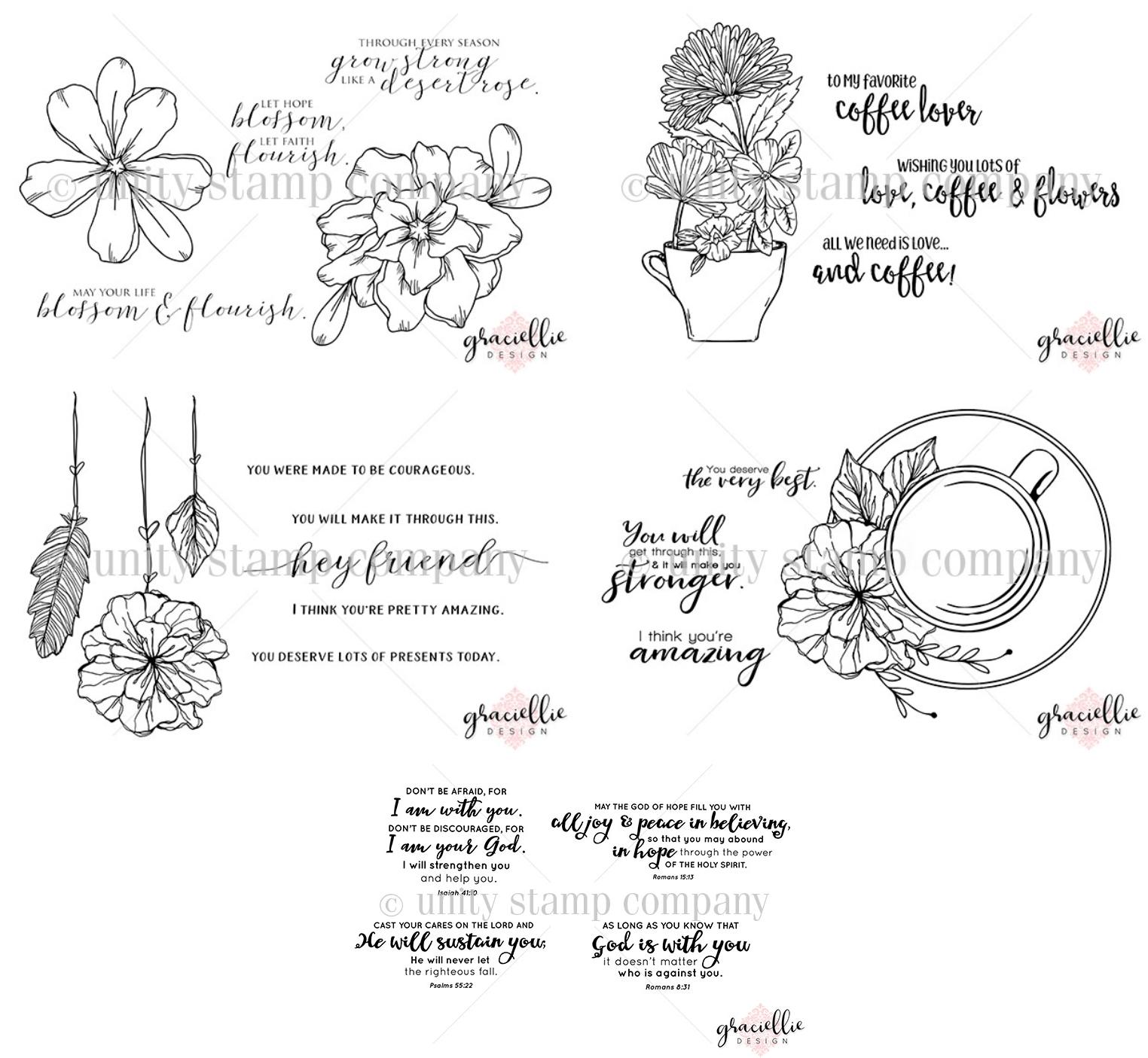 Shoregirl's Creations: Unity Inspiration Blog Hop