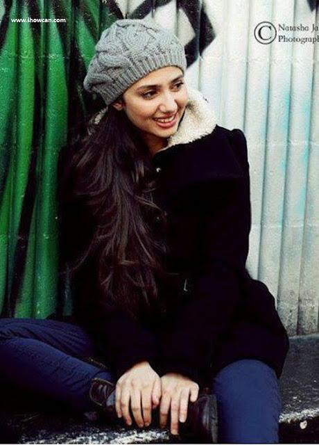 actress mahira khan