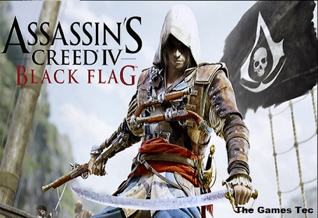 Assassins Creed IV Black Flag Incl All DLCs PC Game Download