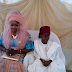 "Nigerian bride and her underage ""groom"" at their wedding over the weeked"