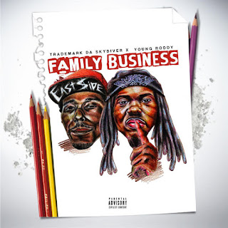 Trademark Da Skydiver & Young Roddy - Family Business (2016) - Album Download, Itunes Cover, Official Cover, Album CD Cover Art, Tracklist