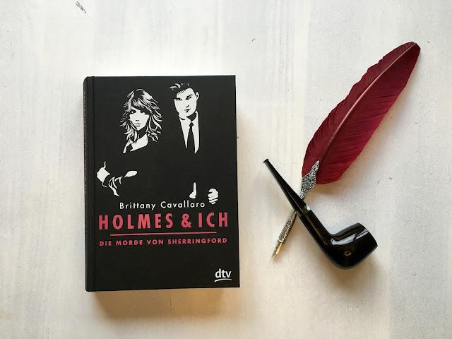 Holmes & Ich - Die Morde von Sherringford - Brittany Cavallaro