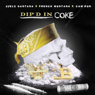 Juelz Santana - Dip'd In Coke Feat. French Montana & Cam'ron (Prod. By Harry Fraud & Maaly Raw) [New Song]