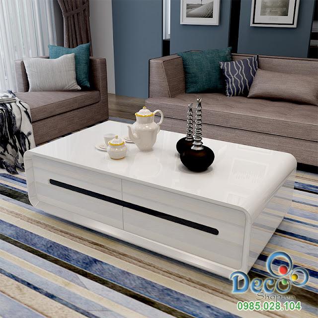 Bàn trà phòng khách Deco DT02