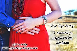 bye bye baby life's a polyp