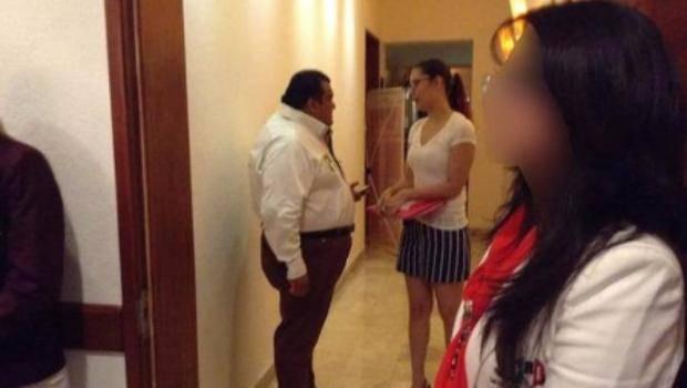 "Yo soy real, el reportaje es real: ""Daniela"", reportera infiltrada que exhibió a Gutiérrez de la Torre"