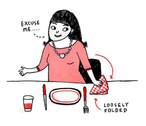 10 quy tắc trên bàn anawn của người châu âu- ảnh 10